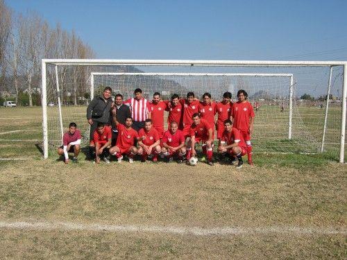 Partido: Futbol